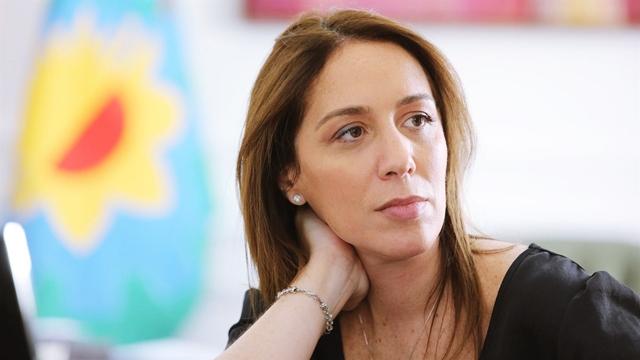 Catamarca respondió a la demanda de Vidal — Fondo del Conurbano