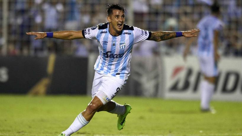 Apareció Blanco para darle el empate ante Atlético Tucumán — Desahogo para Colón