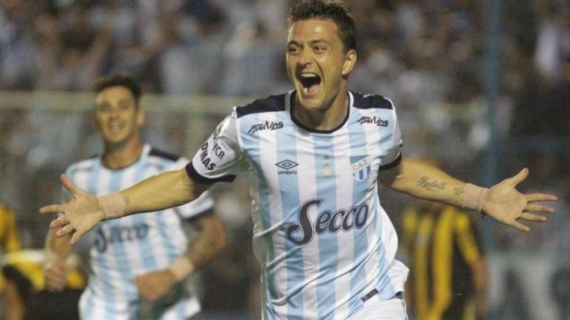 Talleres vence a Atlético Tucumán en Córdoba