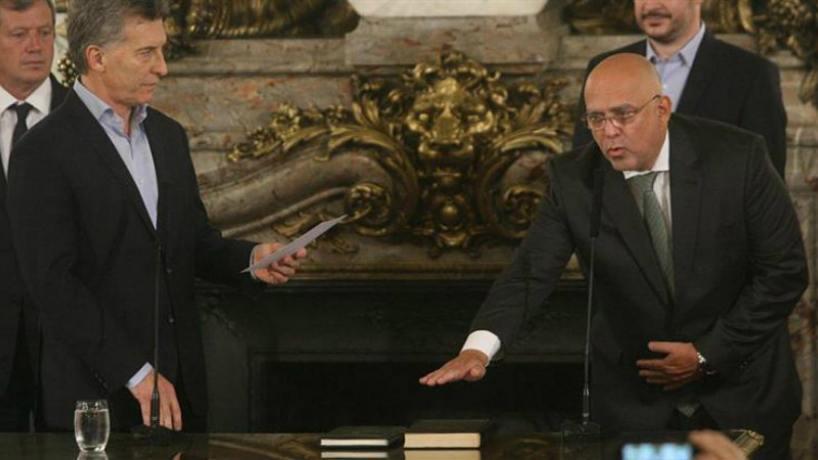 Macri tomará juramento al nuevo titular del Plan Belgrano