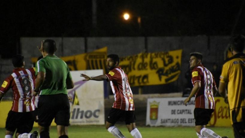 San Martín juega un amistoso contra Mitre de Santiago del Estero