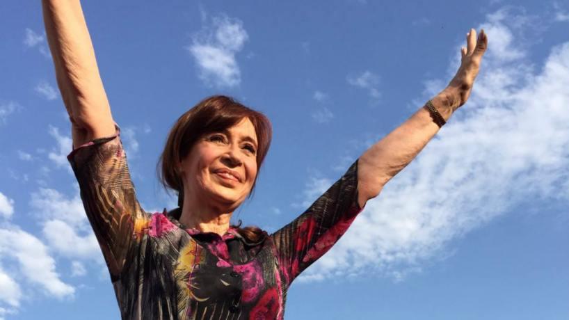 Cristina participa de Encuentro de mujeres peronistas organizado por Beatriz Alperovich