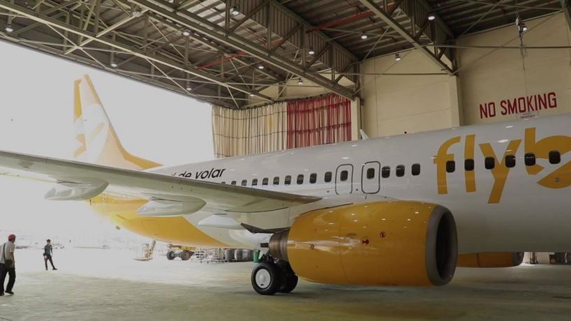 Freno judicial relativo, para los vuelos de Flybondi