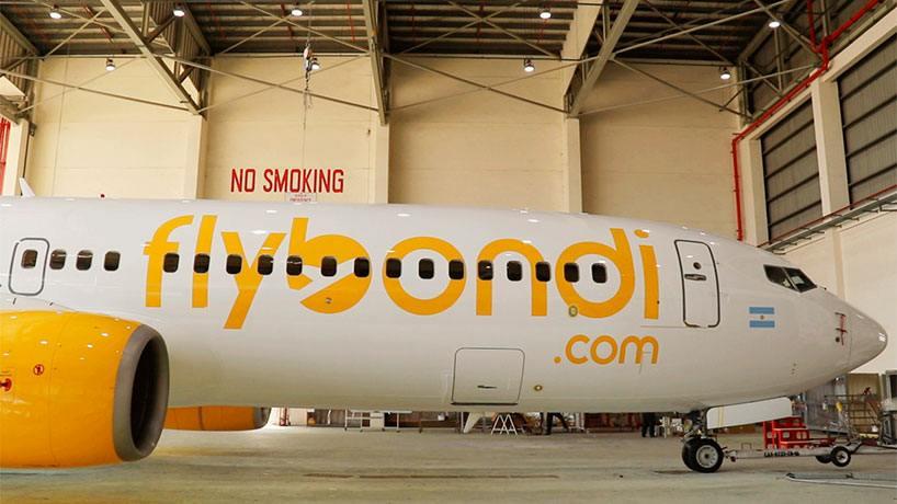 Vuelo de Flybondi aterrizó de emergencia por importante fallo en motores