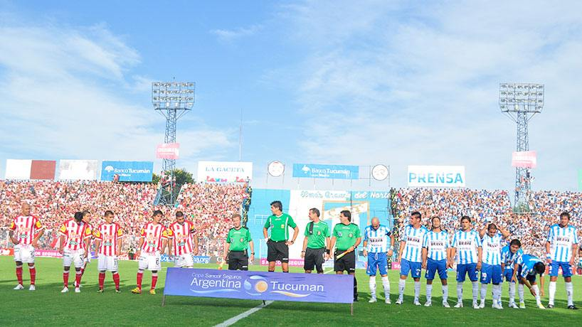 Resultado de imagen para clasico tucumano copa argentina