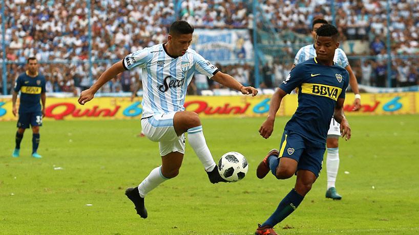 Gimnasia-Atlético Tucumán abren la fecha de la Superliga
