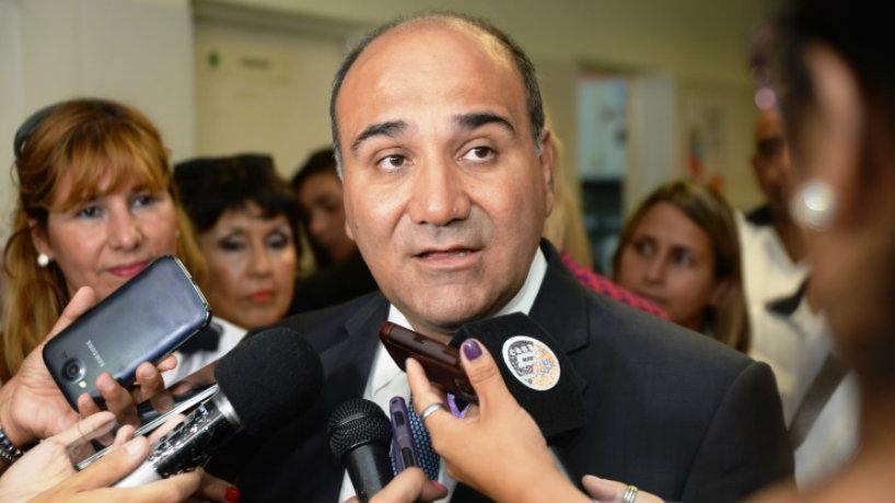 Procesaron al gobernador Juan Manzur por el Plan Qunita
