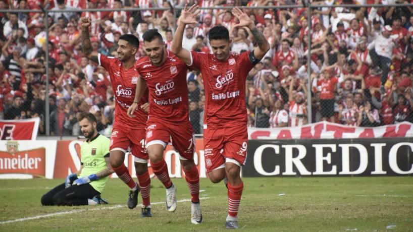 Sarmiento le ganó a San Martín la primera final del Reducido