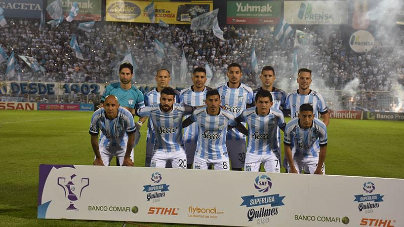Atlético Tucumán reaccionó, lo dio vuelta y sigue peleando bien arriba