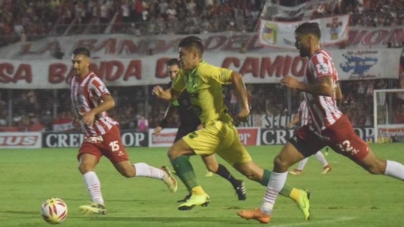 Defensa lo dio vuelta en Tucumán y vuela alto