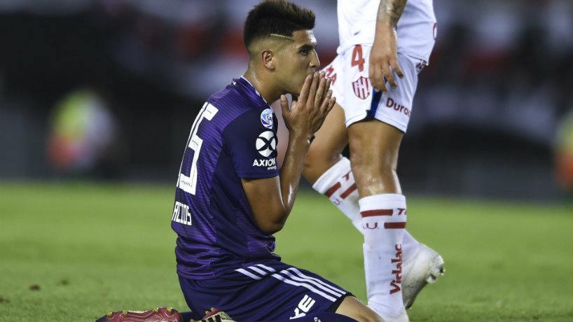 El tucumano Palacios se desgarró y se pierde la Copa América - Deportes