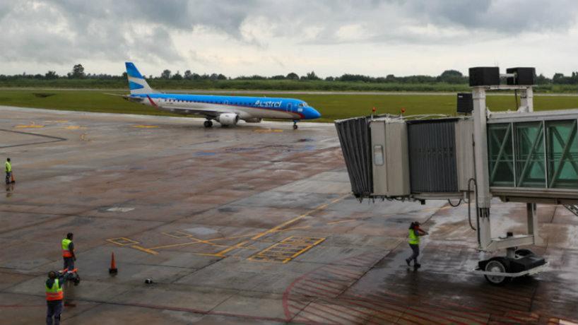 El paro de controladores provoca retraso en los vuelos