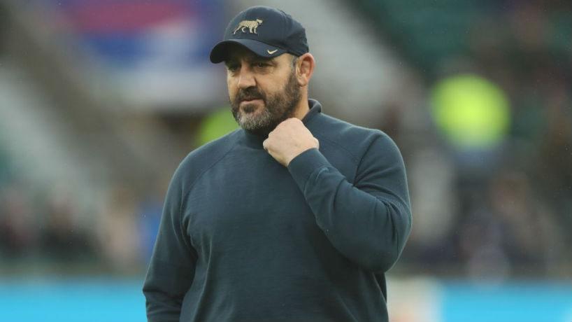 Los Pumas cerraron su preparación antes del Mundial cayendo ante Sudáfrica