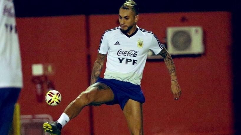 El tucumano Pereyra, titular en el amistoso entre Argentina y Alemania -  Tucumán - el tucumano