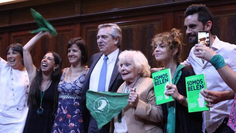"""Presentan en Tucumán el libro """"Somos Belén"""" - el tucumano"""