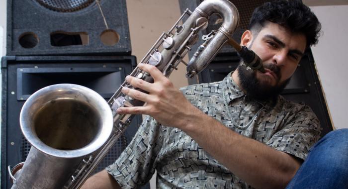 """Saxofón y trap: """"Gato Negro"""", lo nuevo del tucumano Barriovueno - Tucumán - el tucumano"""