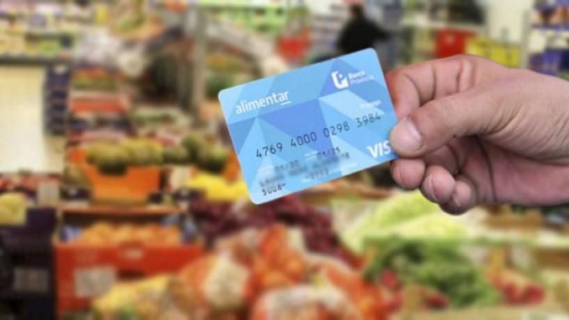 Este viernes se acreditará la tarjeta Alimentar con un 50% de aumento