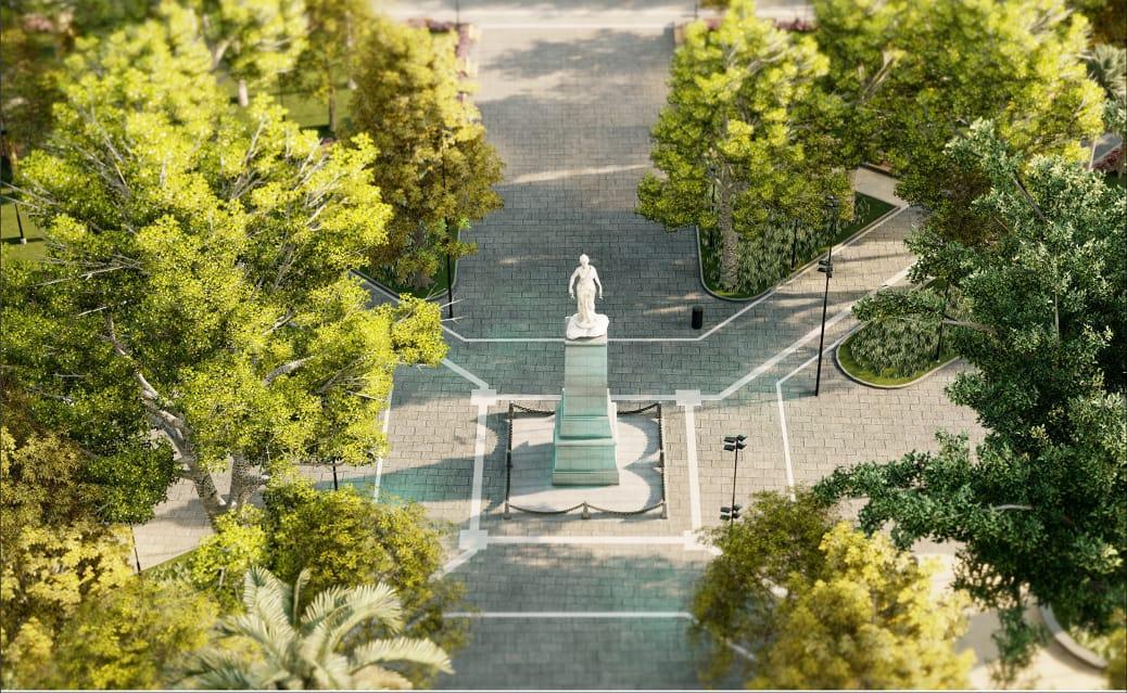 Así será la nueva Plaza Independencia de Tucumán - Tucumán - el tucumano