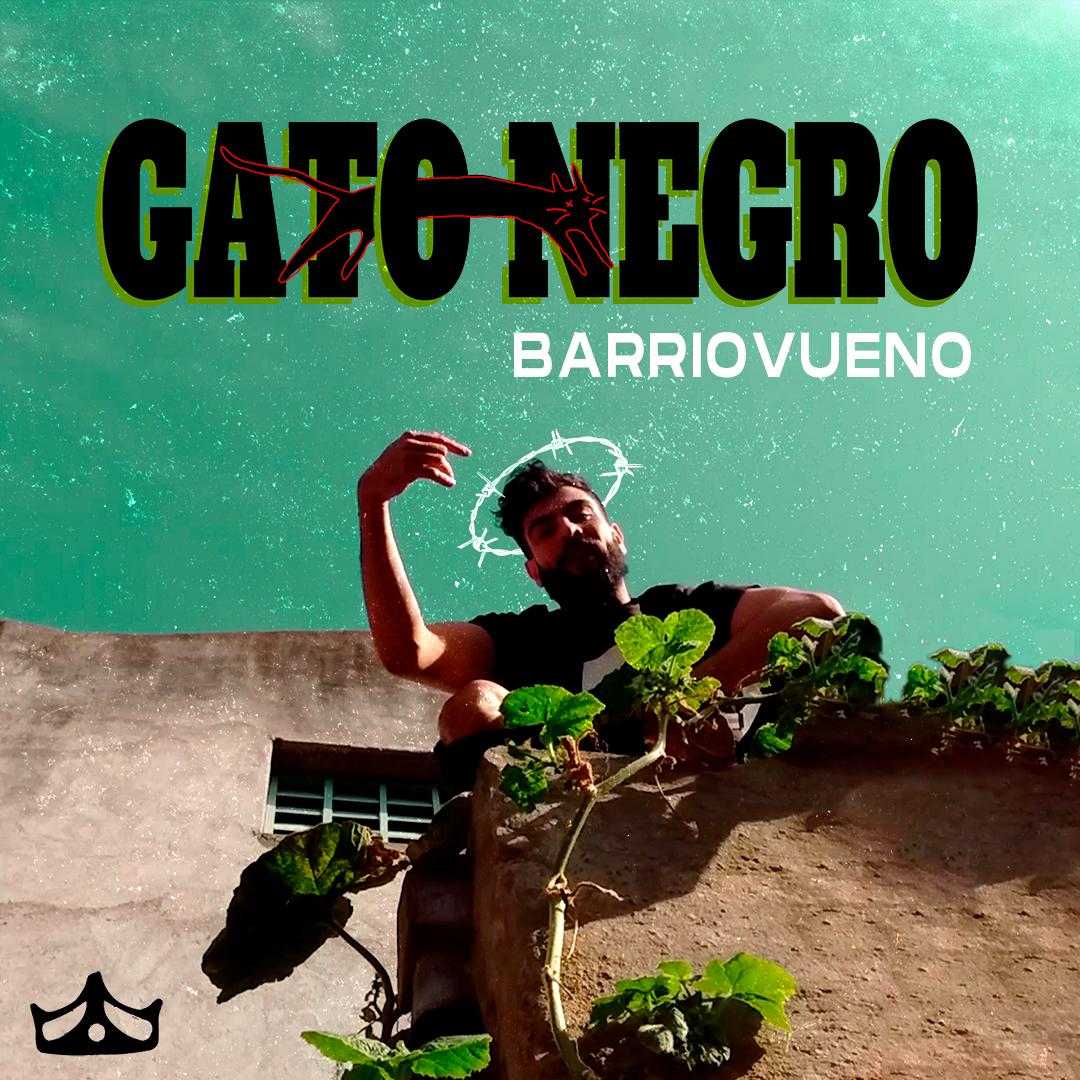 """Saxofón y trap: """"Gato Negro"""", lo nuevo del tucumano Barriovueno"""